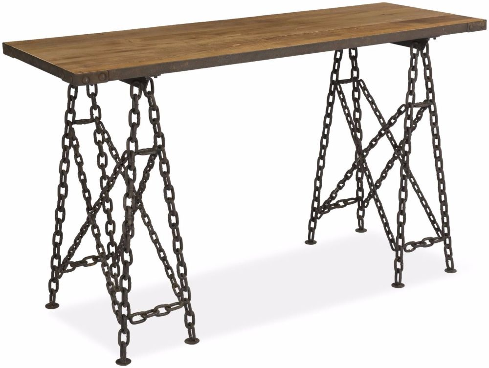 Boston Bar Table with Chain Legs : 1000x753 from www.jbmcleaninteriors.co.uk size 1000 x 753 jpeg 74kB