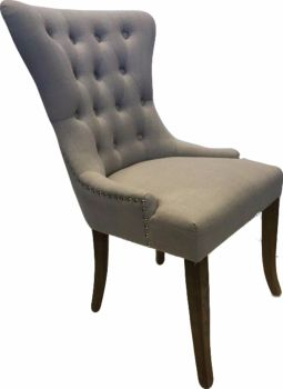 Dionne Oak Dining Chair Almond Oak