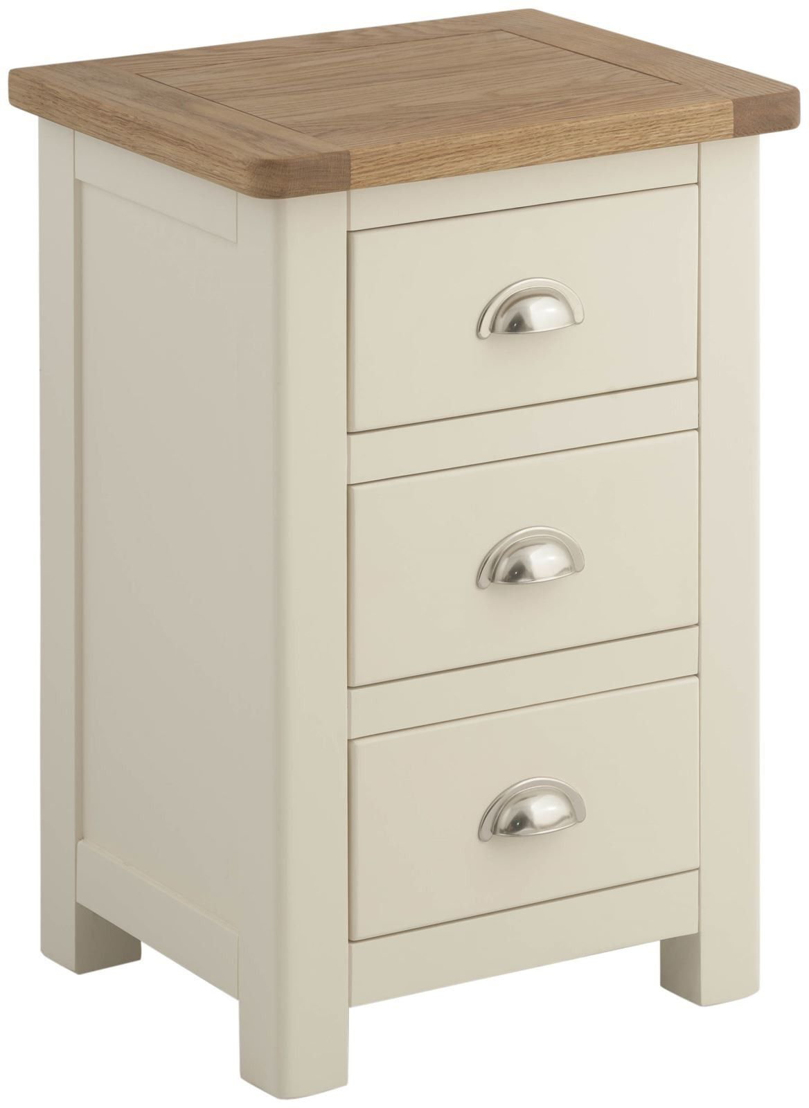 Stratton Cream Chest Bedside