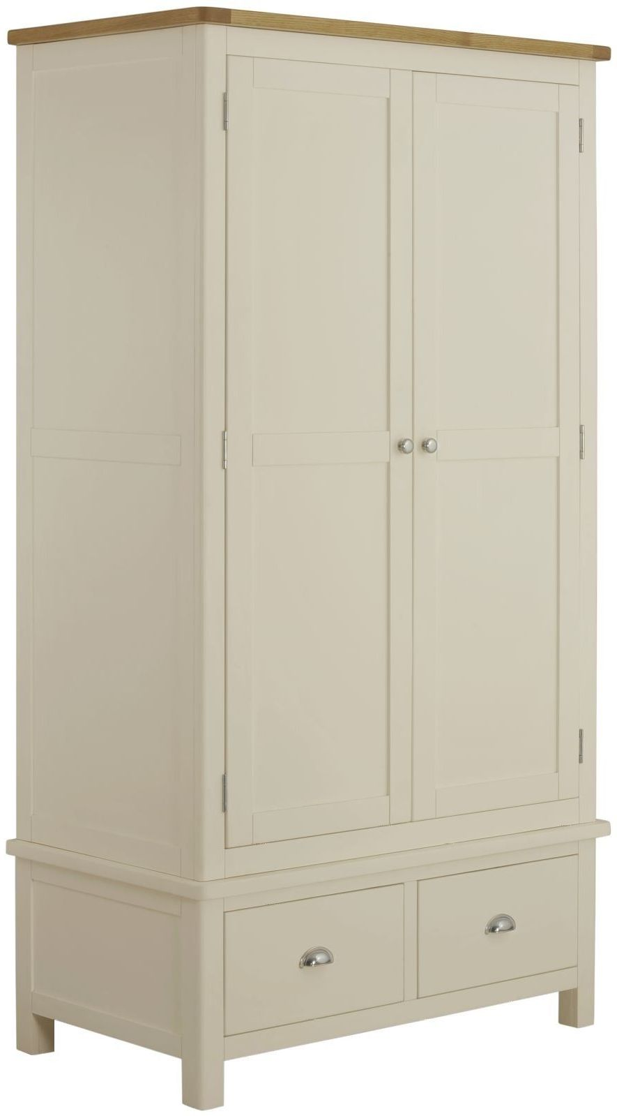 Stratton Cream Wardrobe Gents