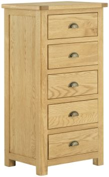 Stratton Oak Chest Wellington
