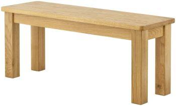 Stratton Oak Bench