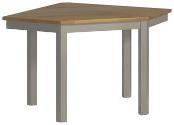 Stratton Stone Corner Desk