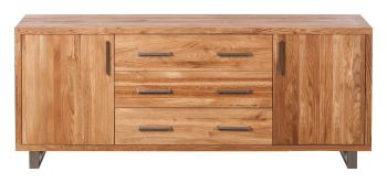 Ayrton Sideboard Grand 2 Door 3 Drawer Wide