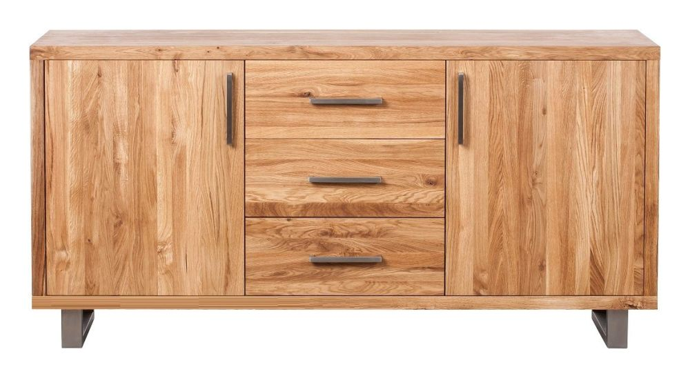Ayrton Sideboard Grand 2 Door 3 Drawer Narrow