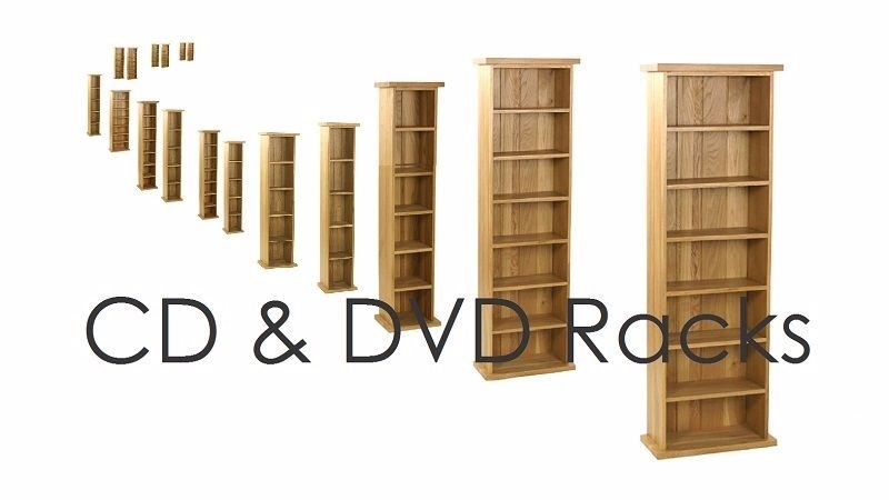 CD / DVD Racks