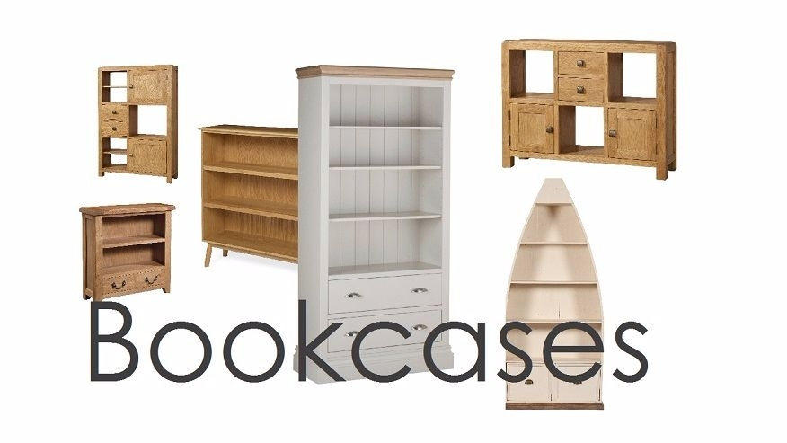 Bookcases & Cupbords