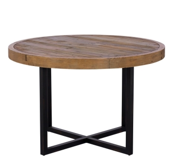 Retro Table Round Dining