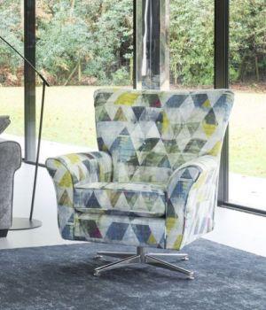 Carnaby Swivel Chair