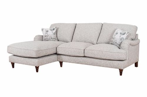 sc 1 st  Jb mclean interiors : 3 seater sofa with chaise - Sectionals, Sofas & Couches