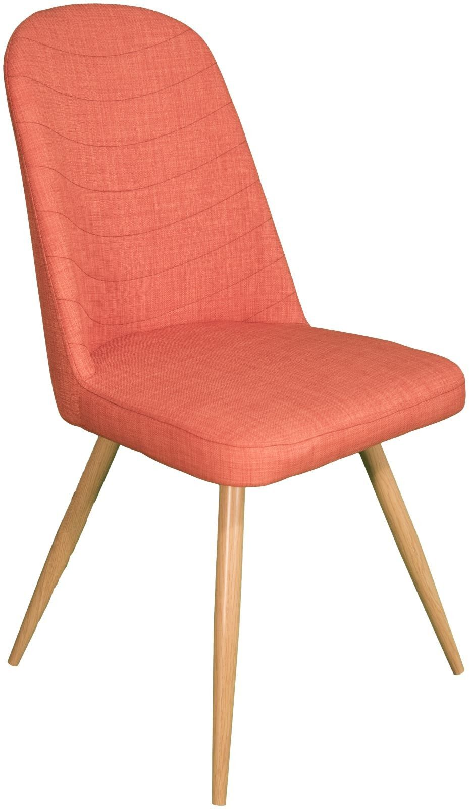 Reya Dining Chair Orange