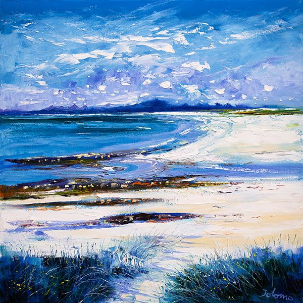 High Summer on Isle of Berneray
