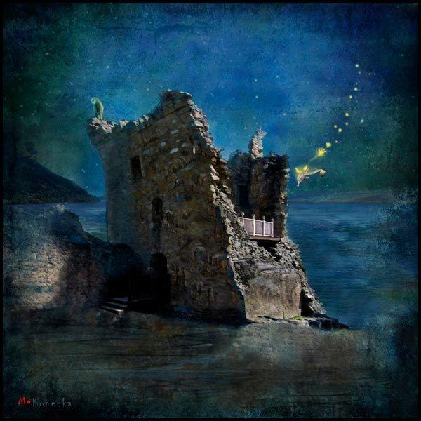The Castle's Night Time Secret (Urquhart Castle)