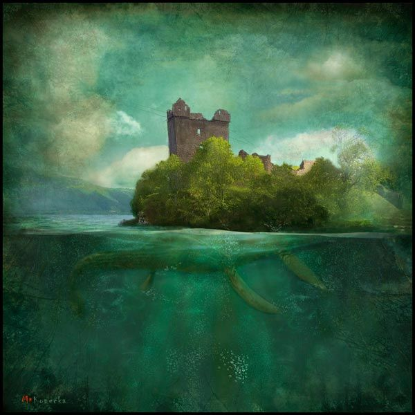 Under the Castle (Loch Ness)