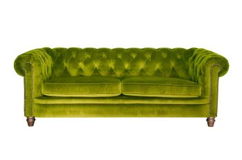 Chester Large Sofa Velvet