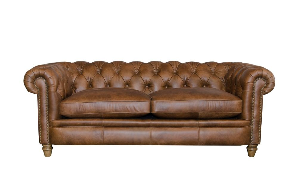 Chester Large Sofa Leather