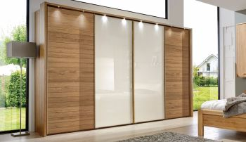 Arya 4 Door Sliding Robe w400 x h236