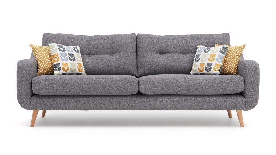 Jacob Extra Large Sofa