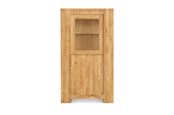 Loft 1 Door Display Cabinet