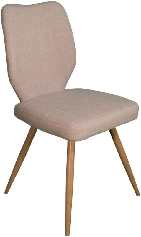 Royston Dining Chair Ivory