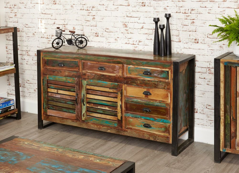 Ajai Recycled Sideboard Large