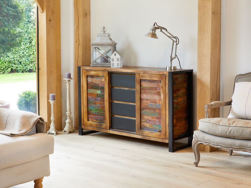 Ajai Recycled Sideboard