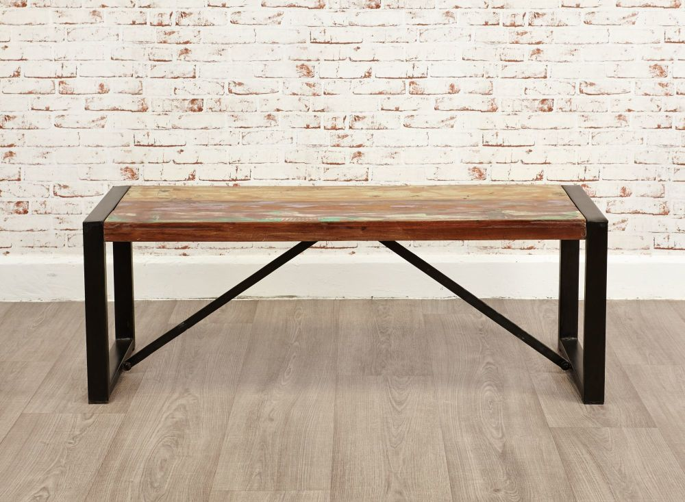 Ajai Recycled Dining Bench Small