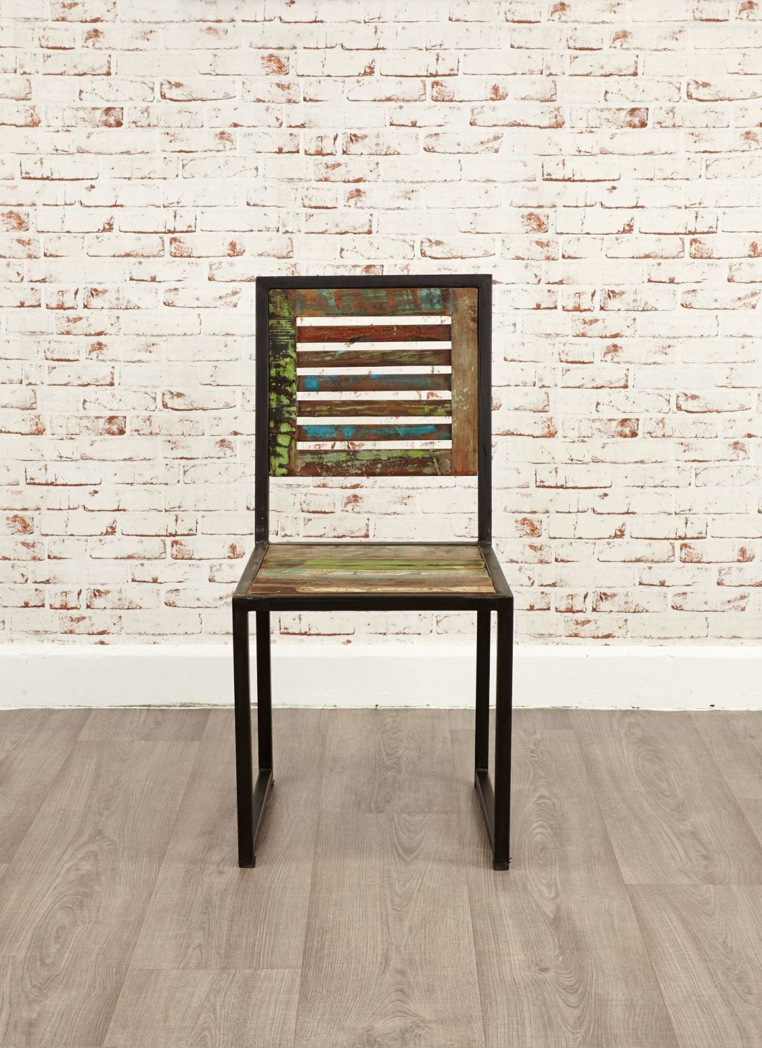 Ajai Recycled Dining Chair (Two)