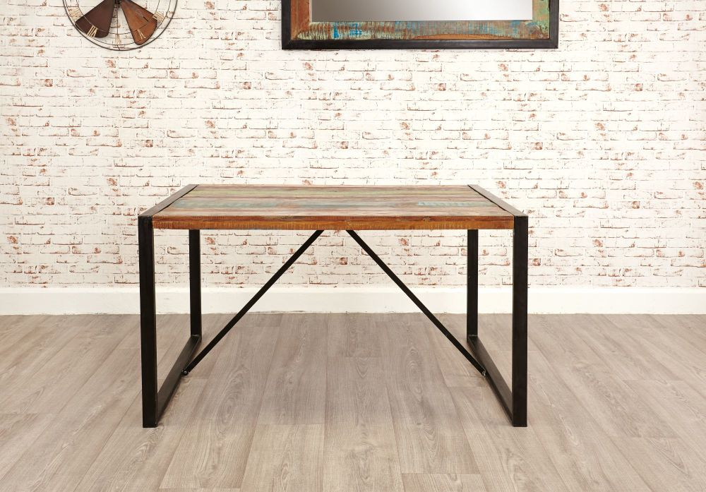 Ajai Recycled Dining Table Small