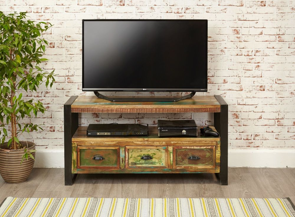 Ajai Recycled Television Cabinet
