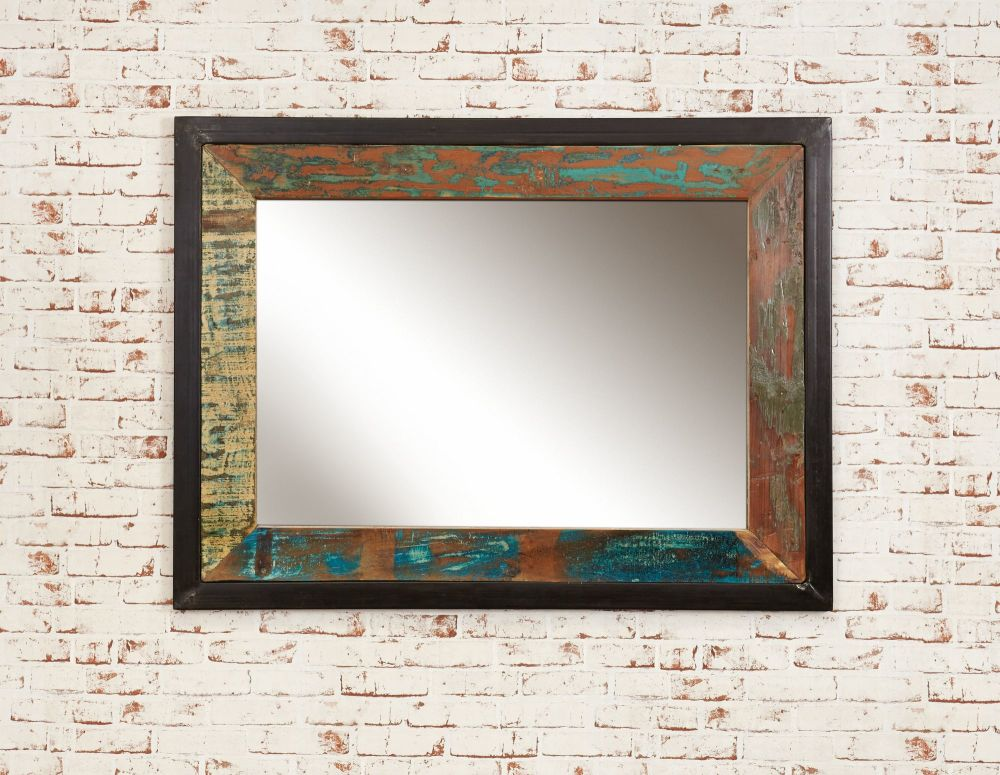 Ajai Recycled Mirror Large