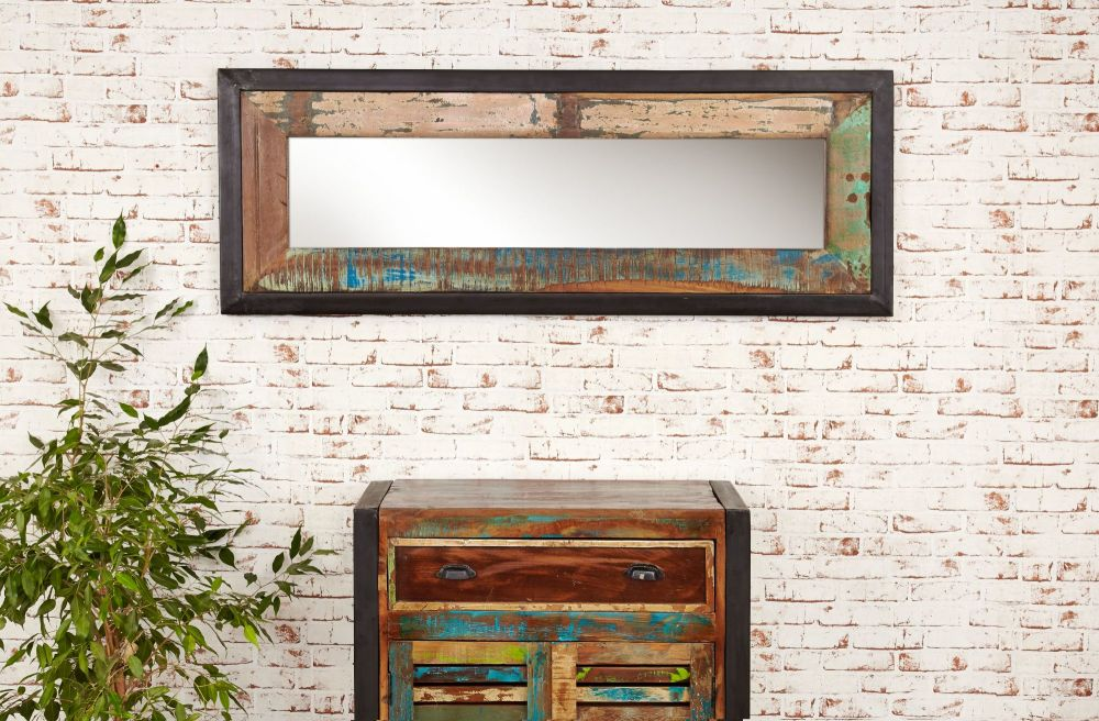 Ajai Recycled Mirror Medium