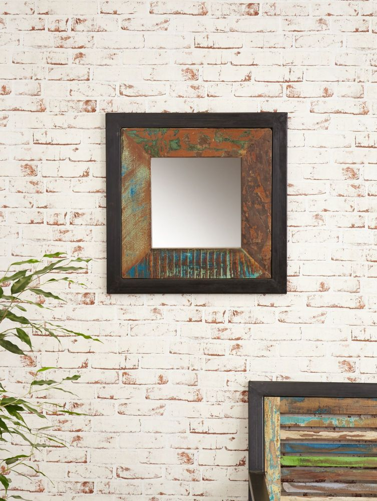 Ajai Recycled Mirror Small