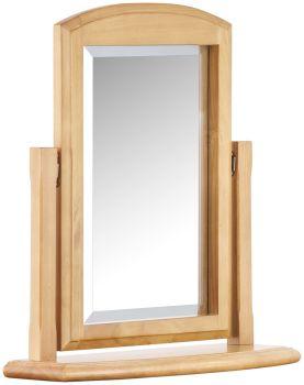 Antique Swivel Mirror