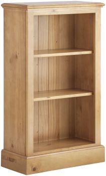 Antique Pine Bookcase Small