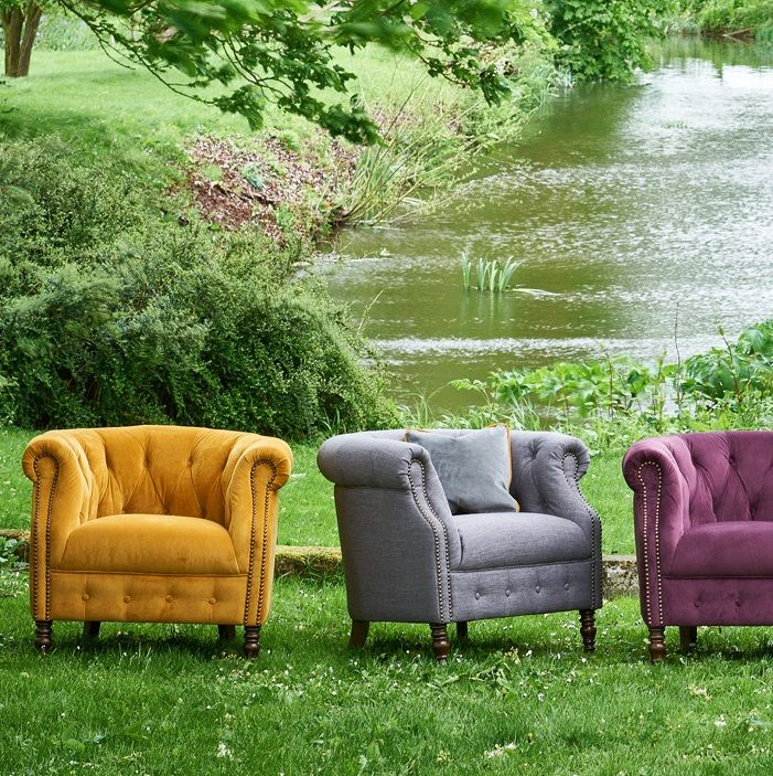 Accent Chairs & Footstools