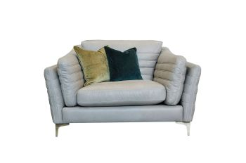 Memphis Snuggles Chair Satchel Leather