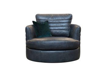 Memphis Twister Chair Satchel Leather