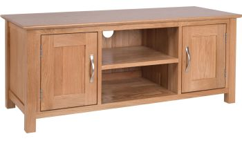 Katharine Oak TV Large Unit