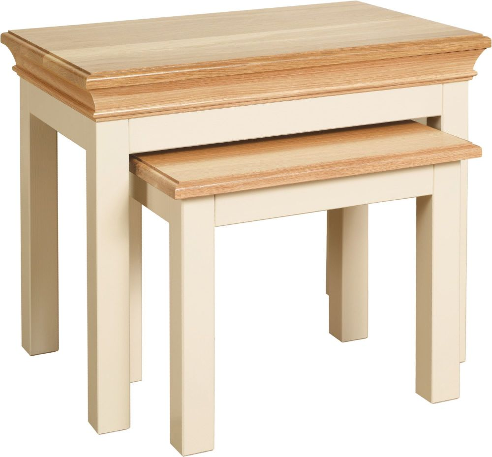 Lundel Nest of 2 Tables