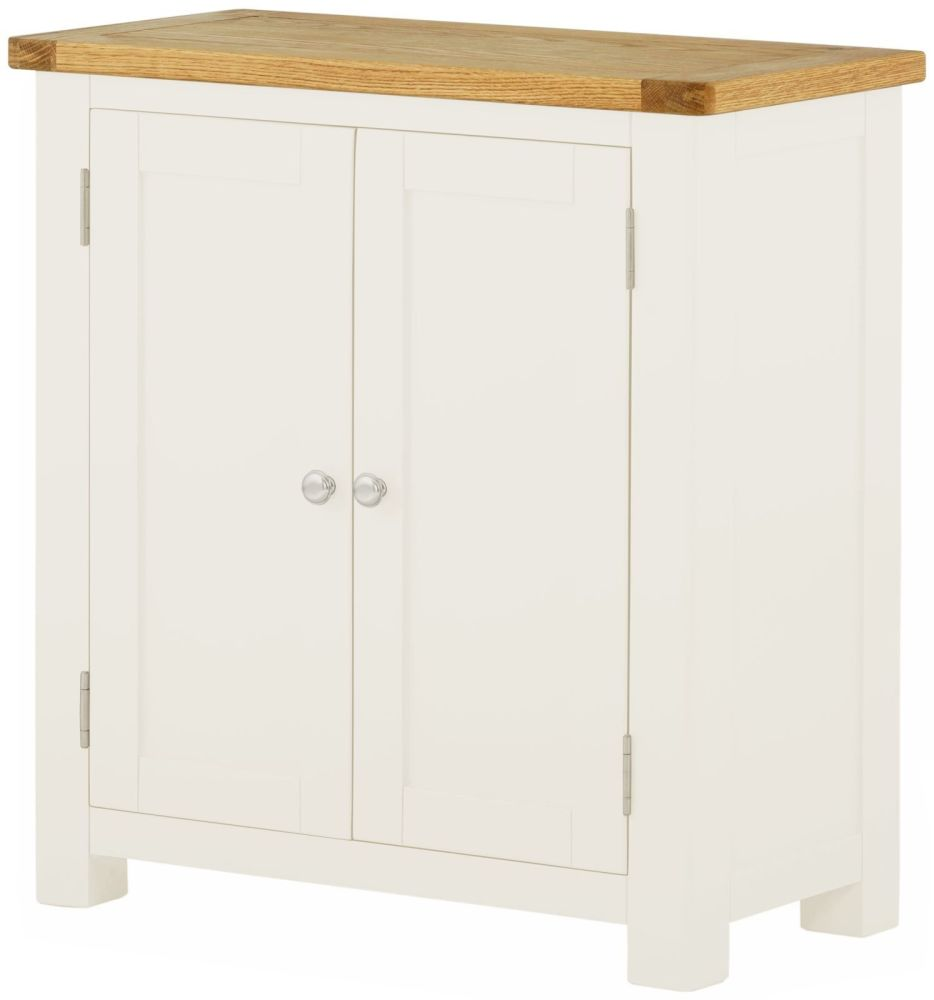 Stratton White Cabinet 1 Door Height 750 Width 700 Depth 350