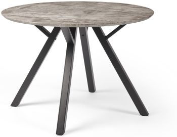 Zarco Dining Table Round