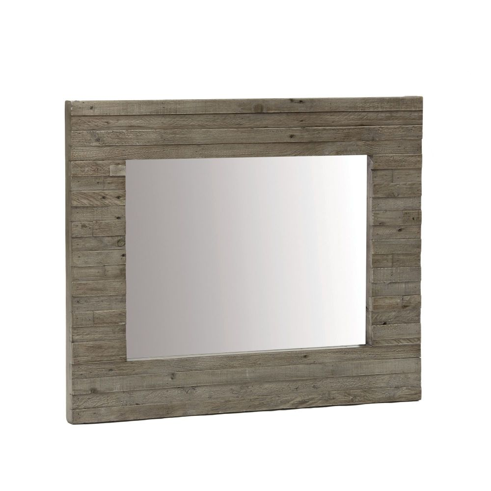 Arizona Wall Mirror H40cm W108cm D4cm