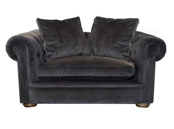 Derwent Snuggler Leather Arm Chair