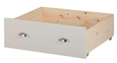 Lundel Bed Under Storage Drawer Truffle