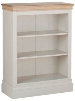 Amelia Bookcase 3ft Truffle & Oak