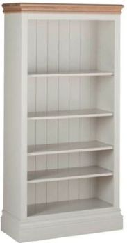 Amelia Bookcase 5ft Truffle & Oak