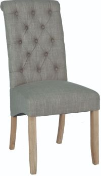 Fenton Button Back Chair