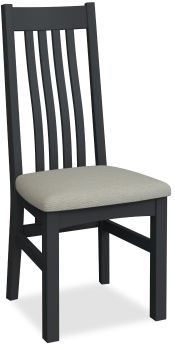 Fenton Dining Slatted Chair