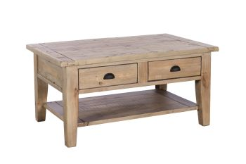 Greyson Coffee Table with Drawers
